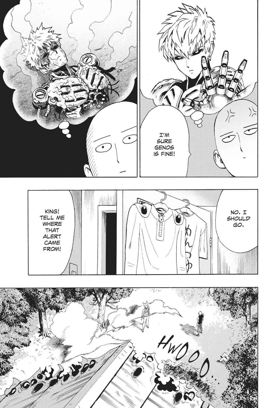 One-Punch Man Chapter 83 Page 19