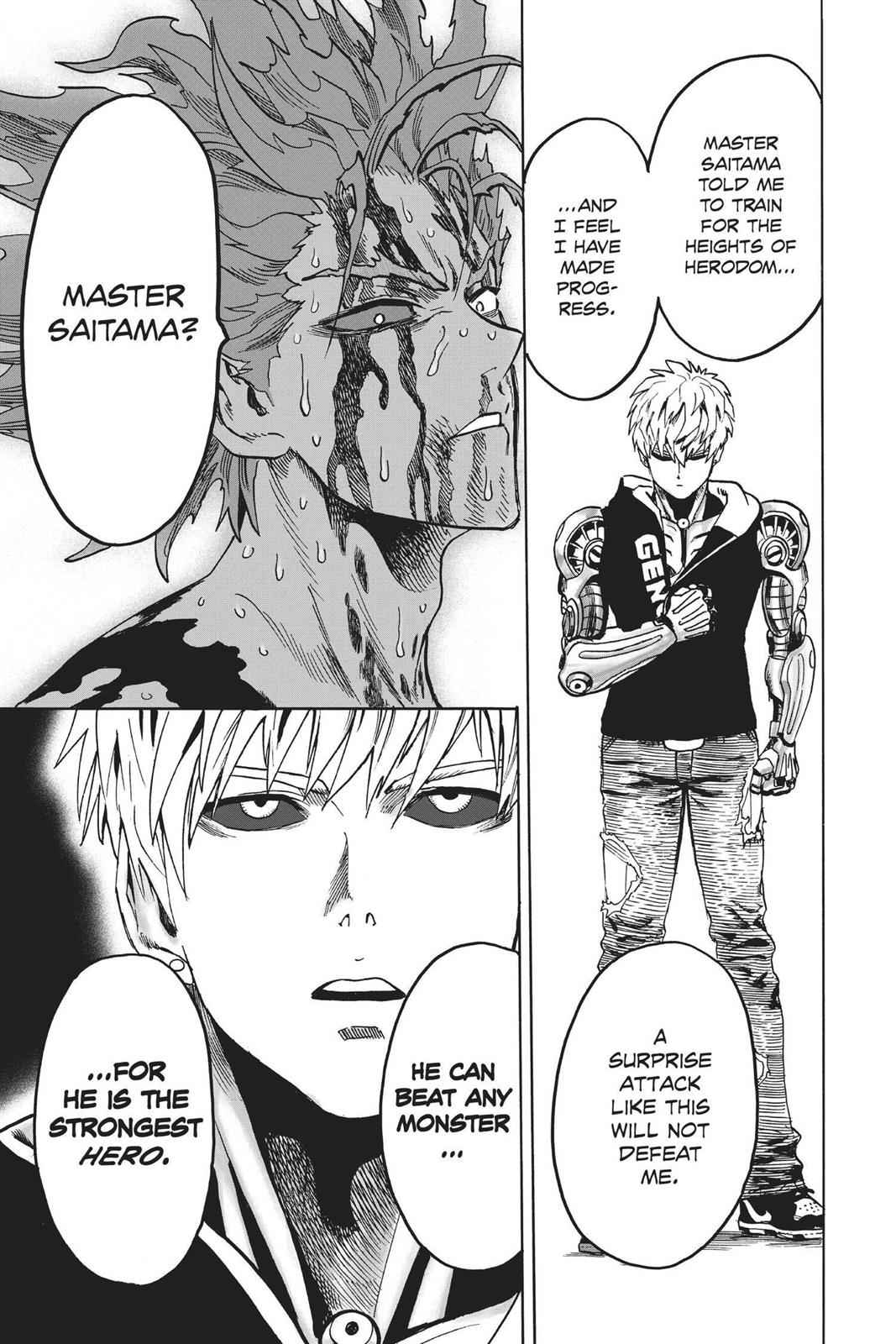One-Punch Man Chapter 83 Page 42