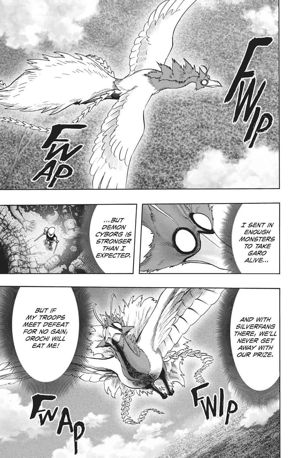 One-Punch Man Chapter 84 Page 19