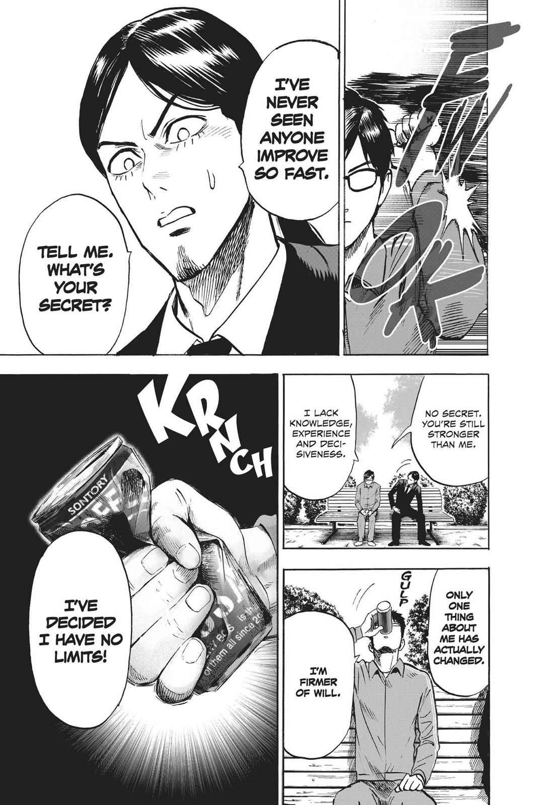 One-Punch Man Chapter 84 Page 27