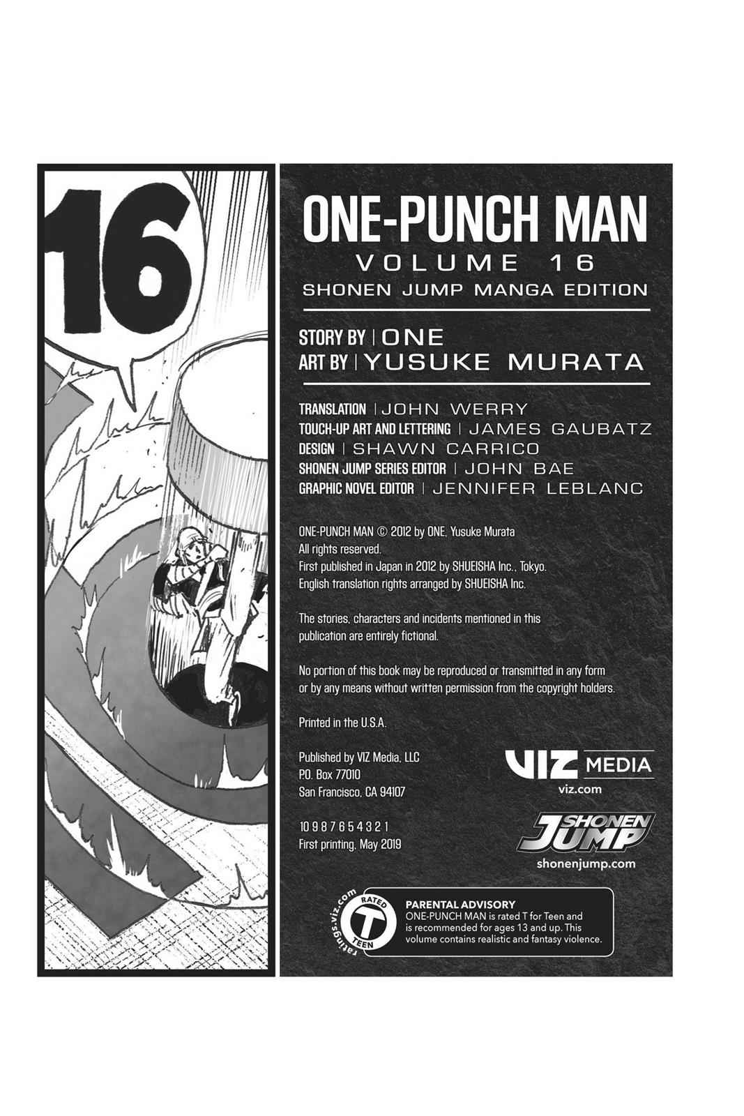 One-Punch Man Chapter 84 Page 33