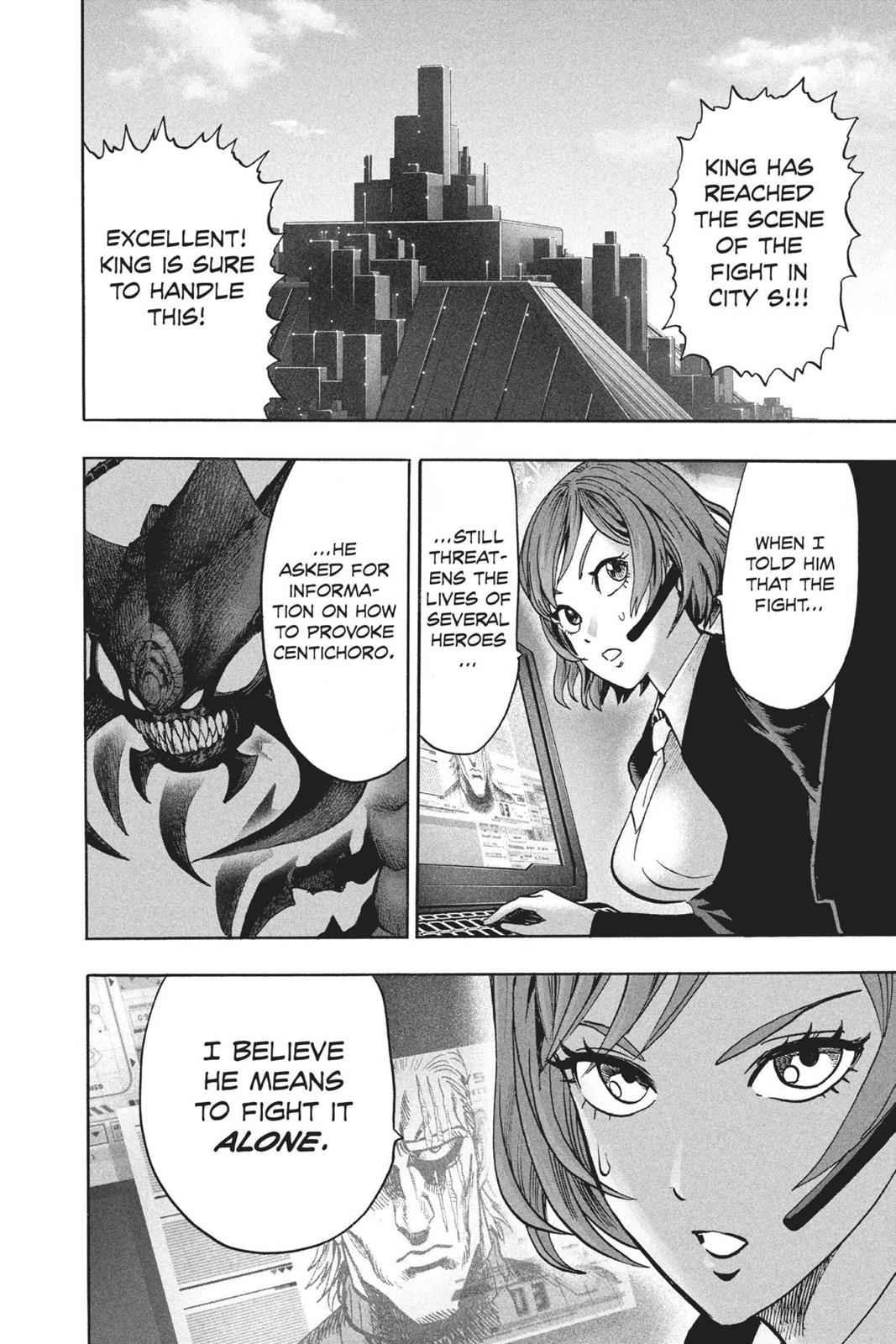 One-Punch Man Chapter 85 Page 100