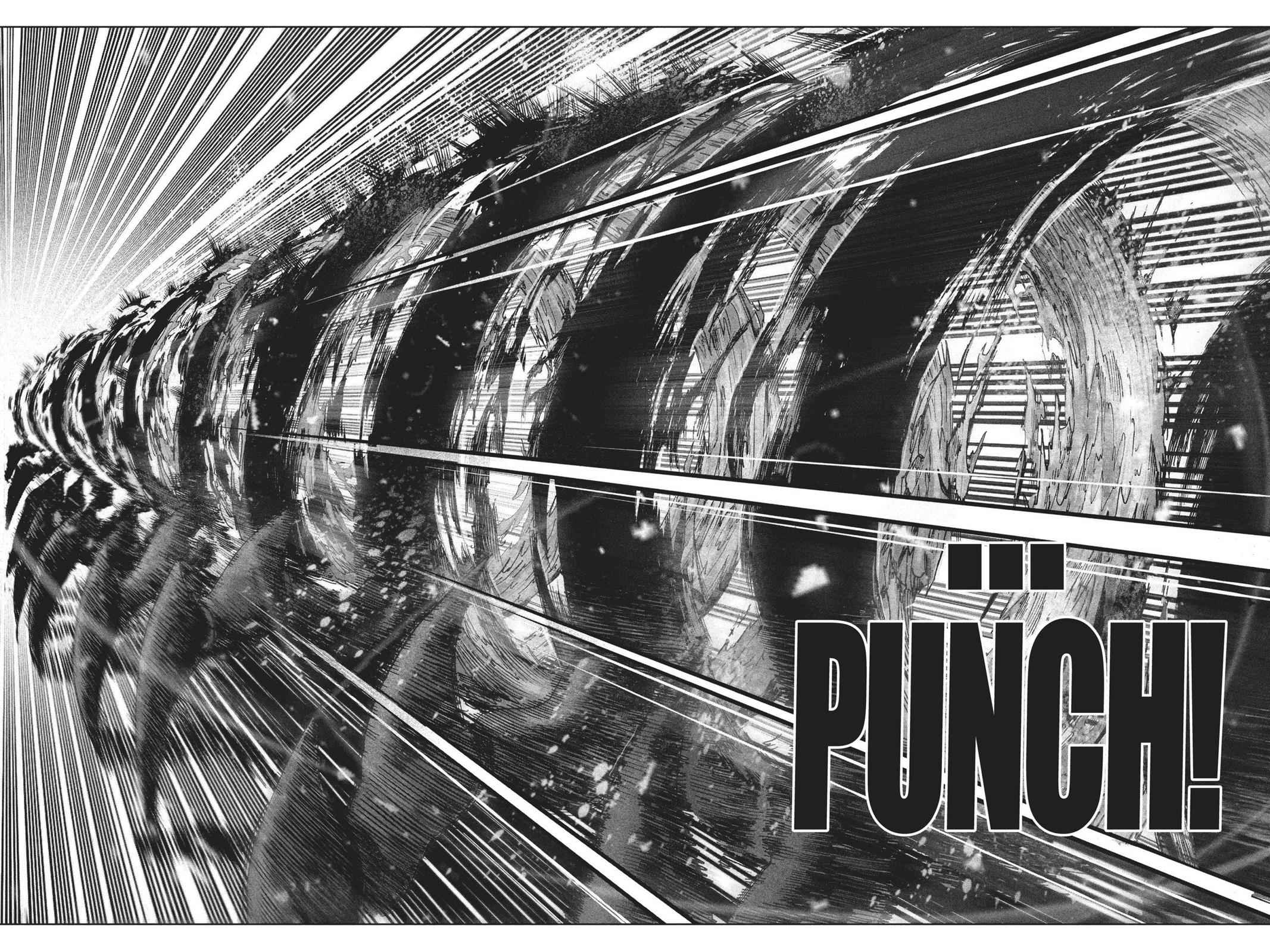 One-Punch Man Chapter 85 Page 109