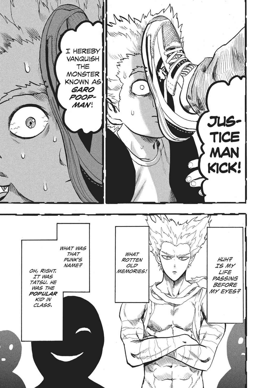 One-Punch Man Chapter 85 Page 11
