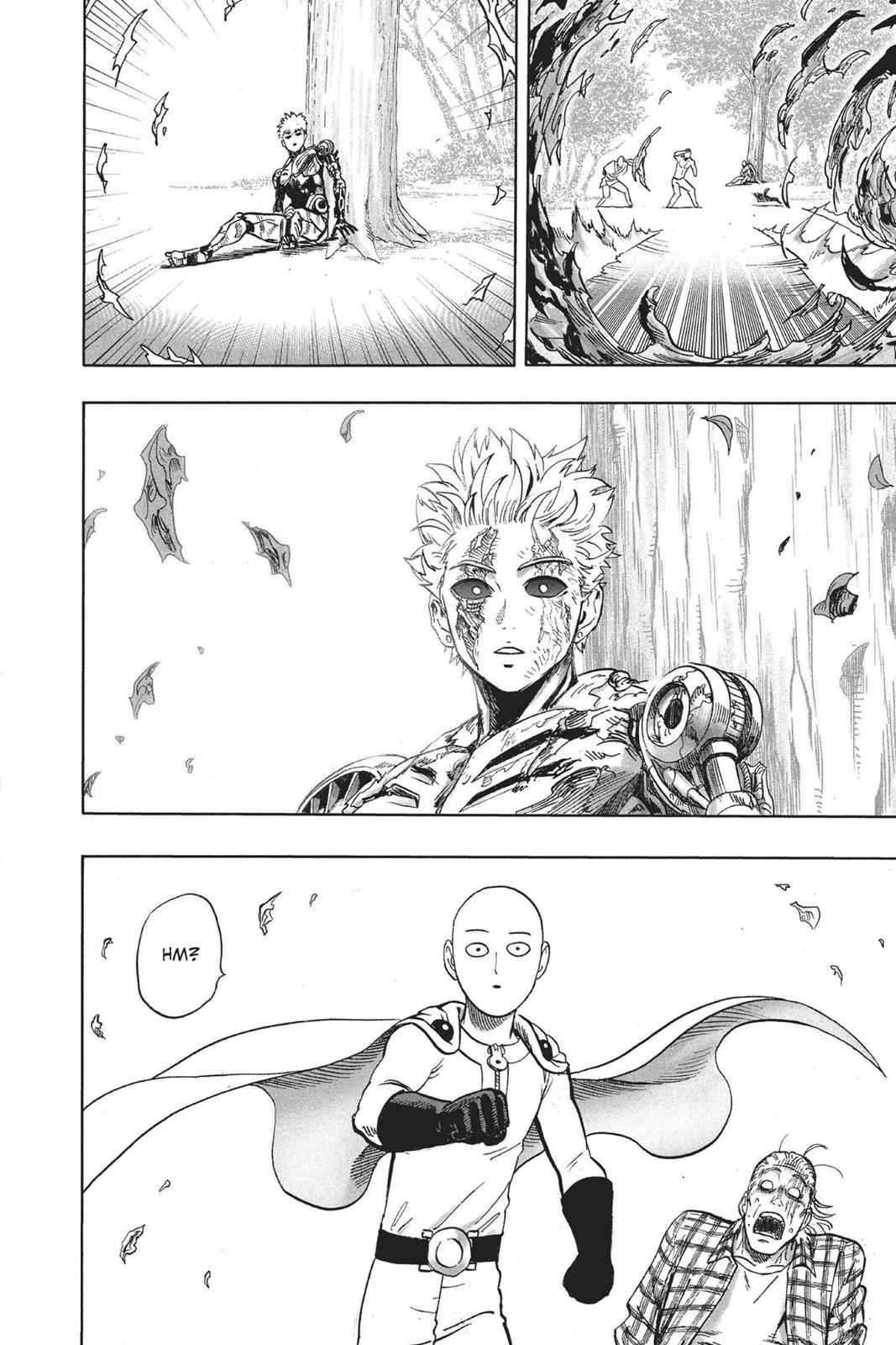 One-Punch Man Chapter 85 Page 110