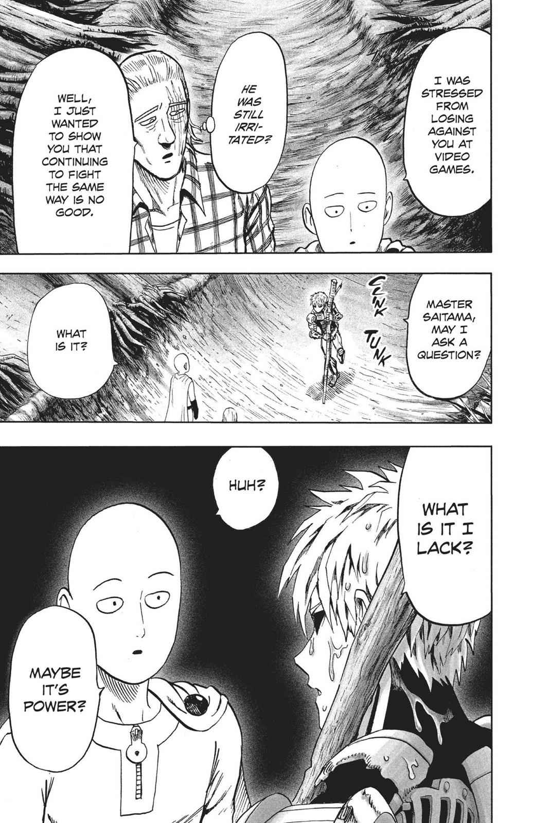 One-Punch Man Chapter 85 Page 113