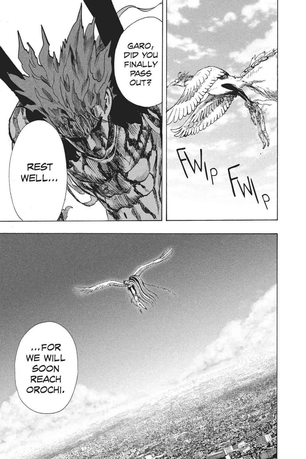 One-Punch Man Chapter 85 Page 115