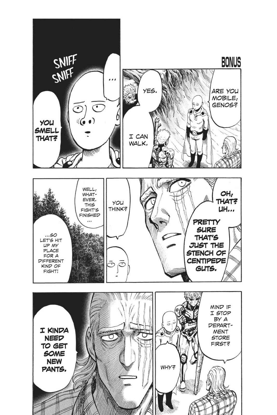 One-Punch Man Chapter 85 Page 116