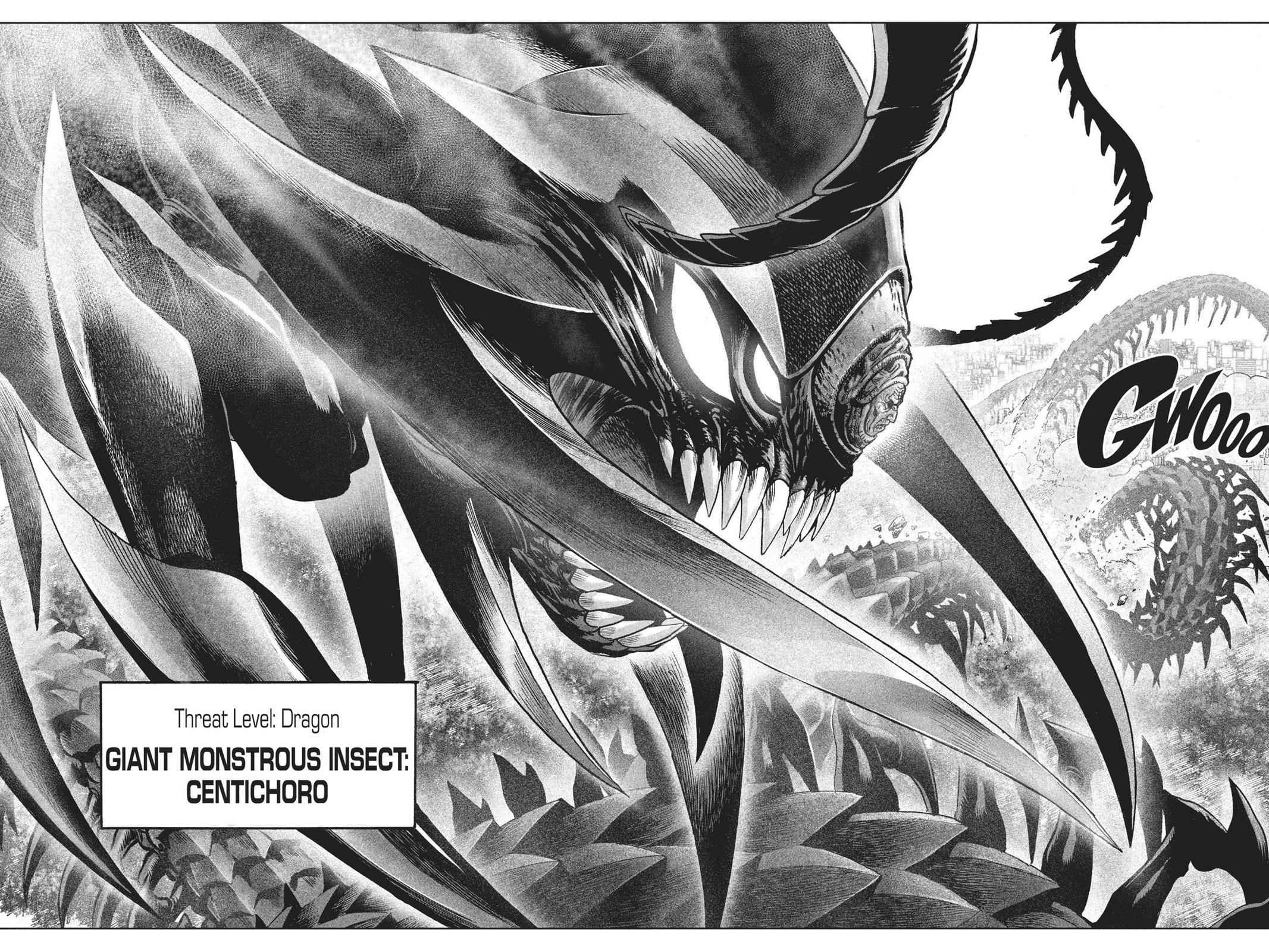 One-Punch Man Chapter 85 Page 36