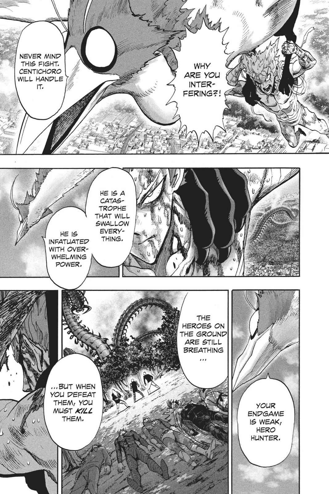 One-Punch Man Chapter 85 Page 42