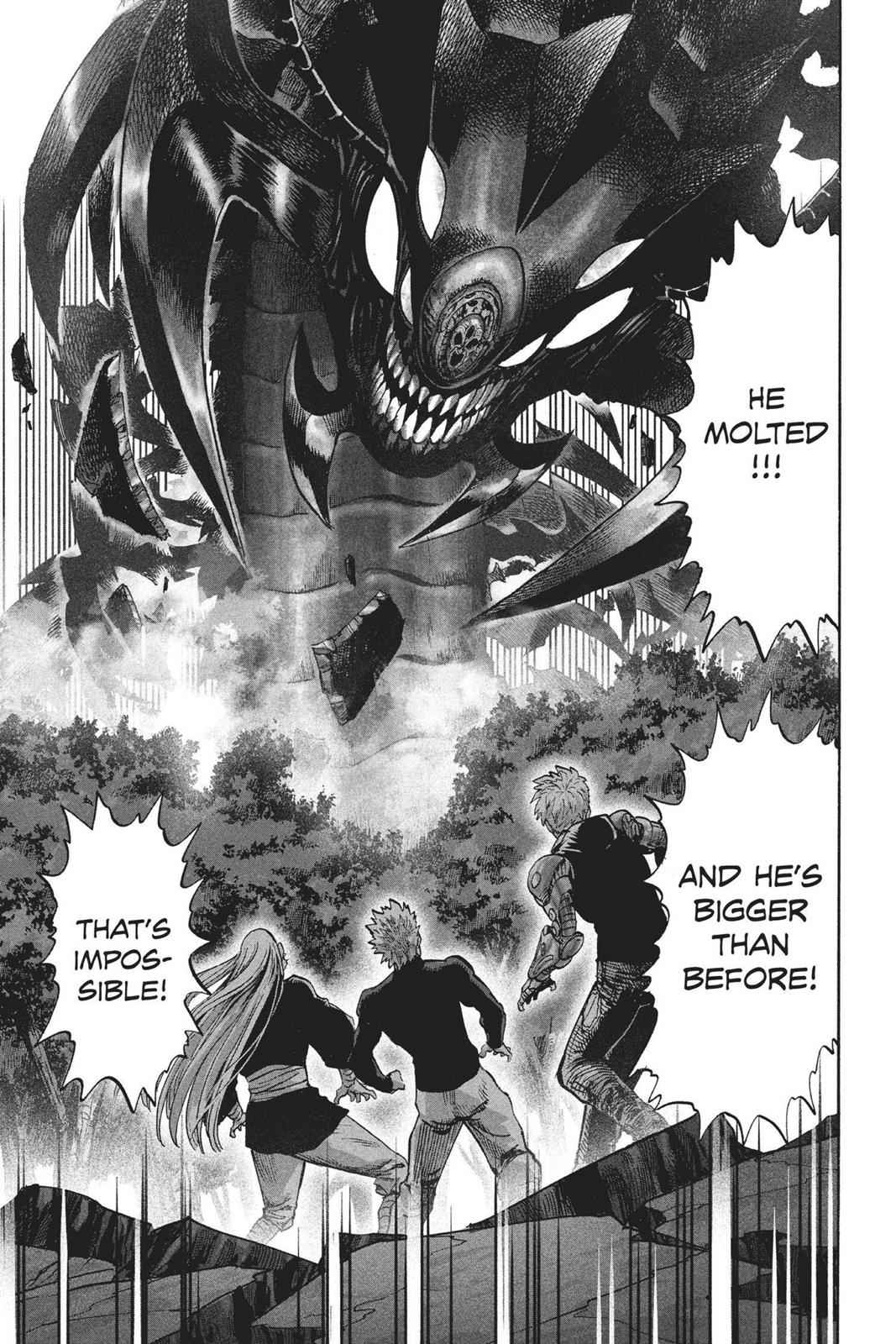 One-Punch Man Chapter 85 Page 62