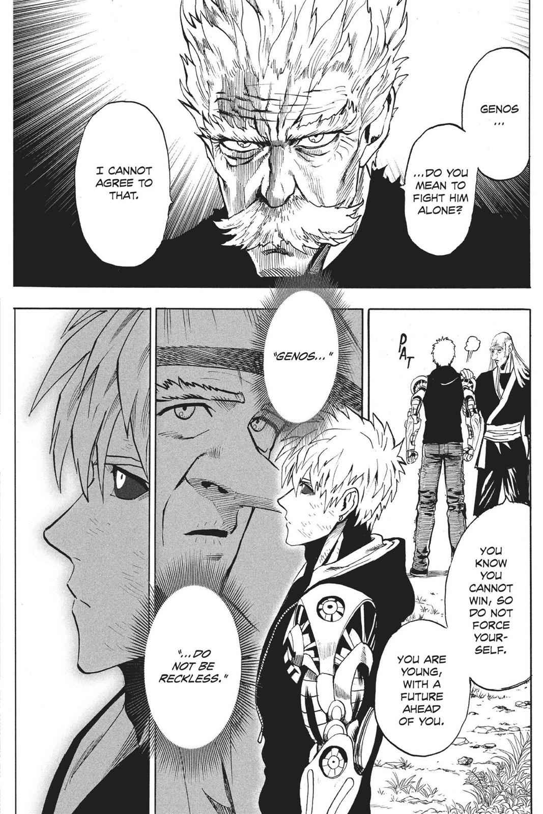One-Punch Man Chapter 85 Page 65