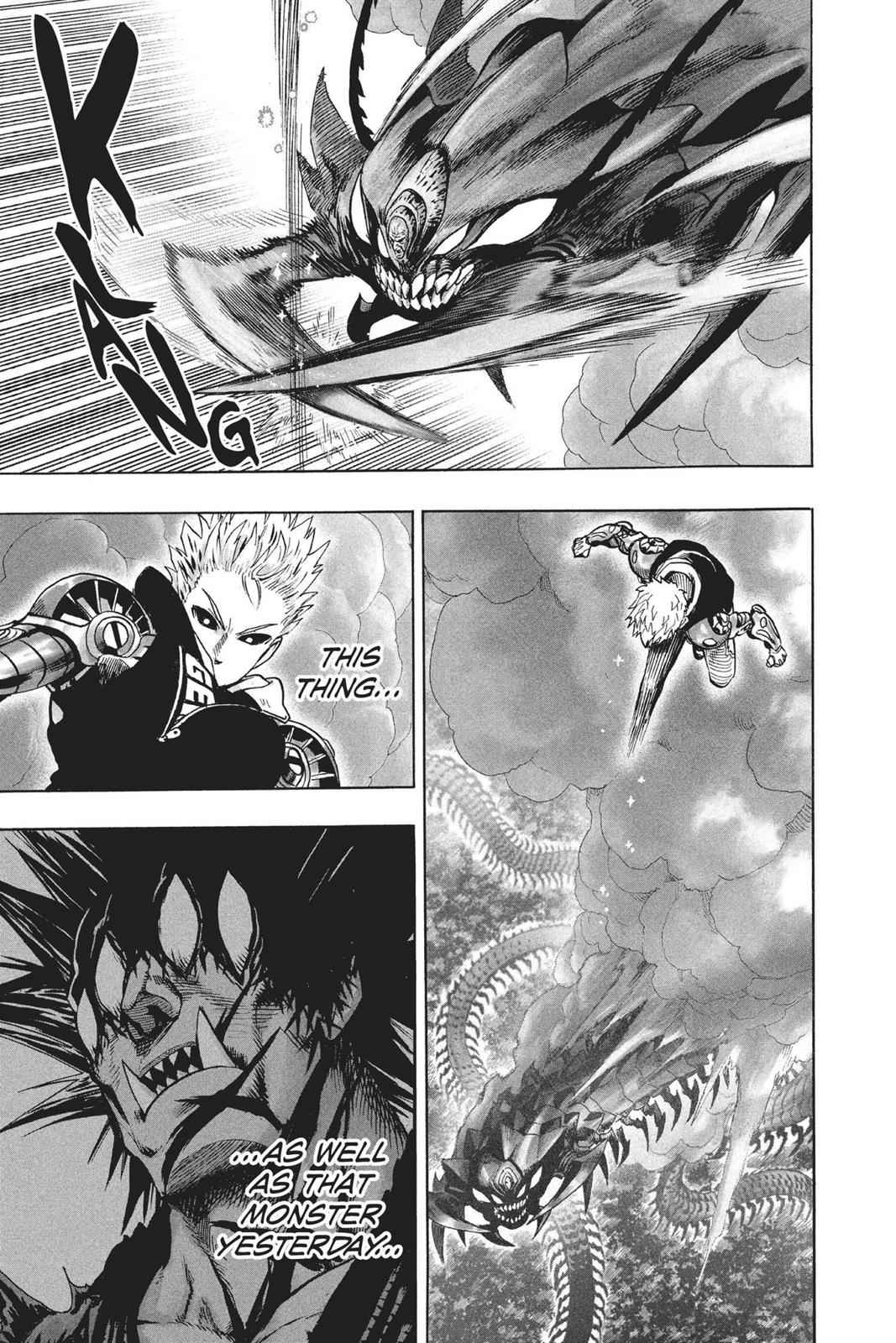 One-Punch Man Chapter 85 Page 71