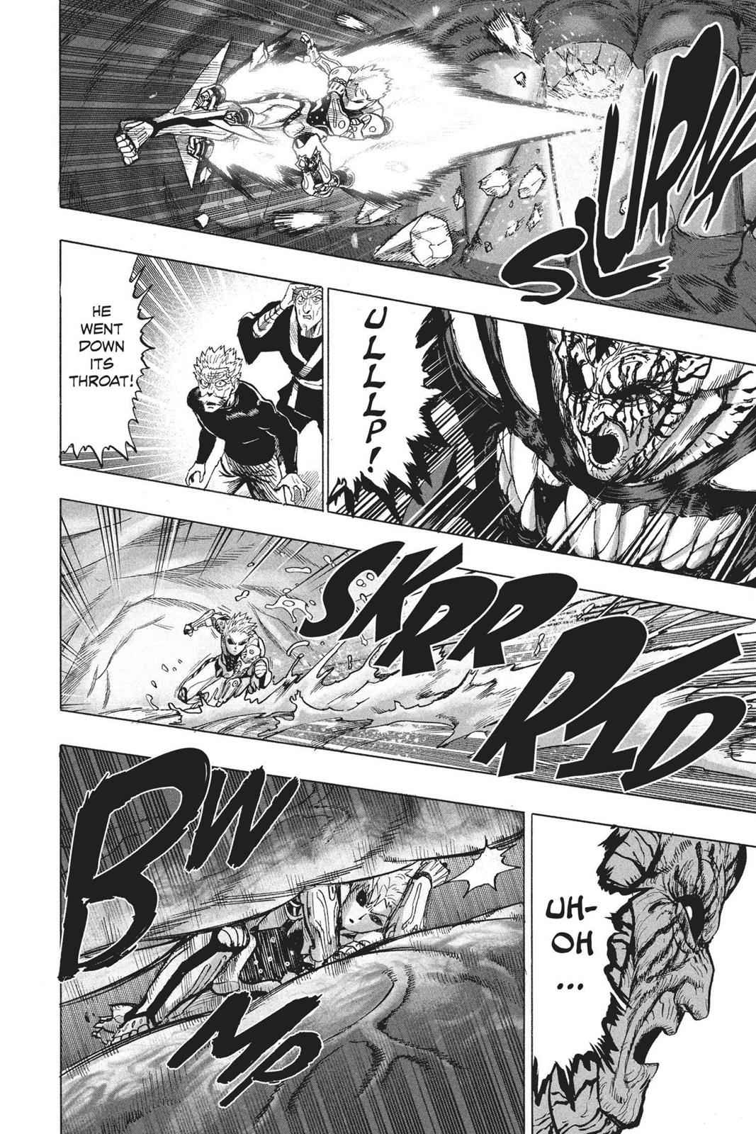 One-Punch Man Chapter 85 Page 84
