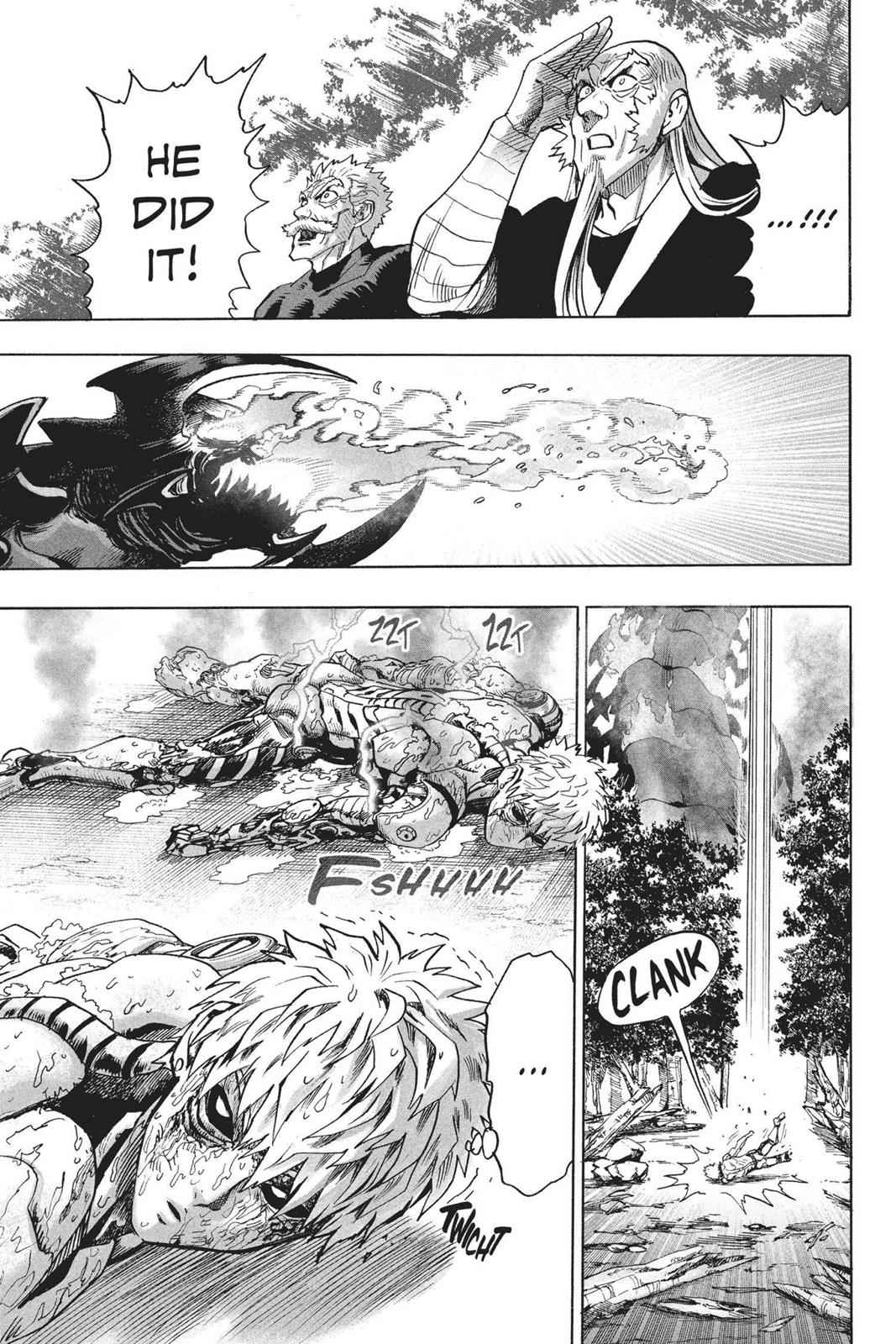 One-Punch Man Chapter 85 Page 88