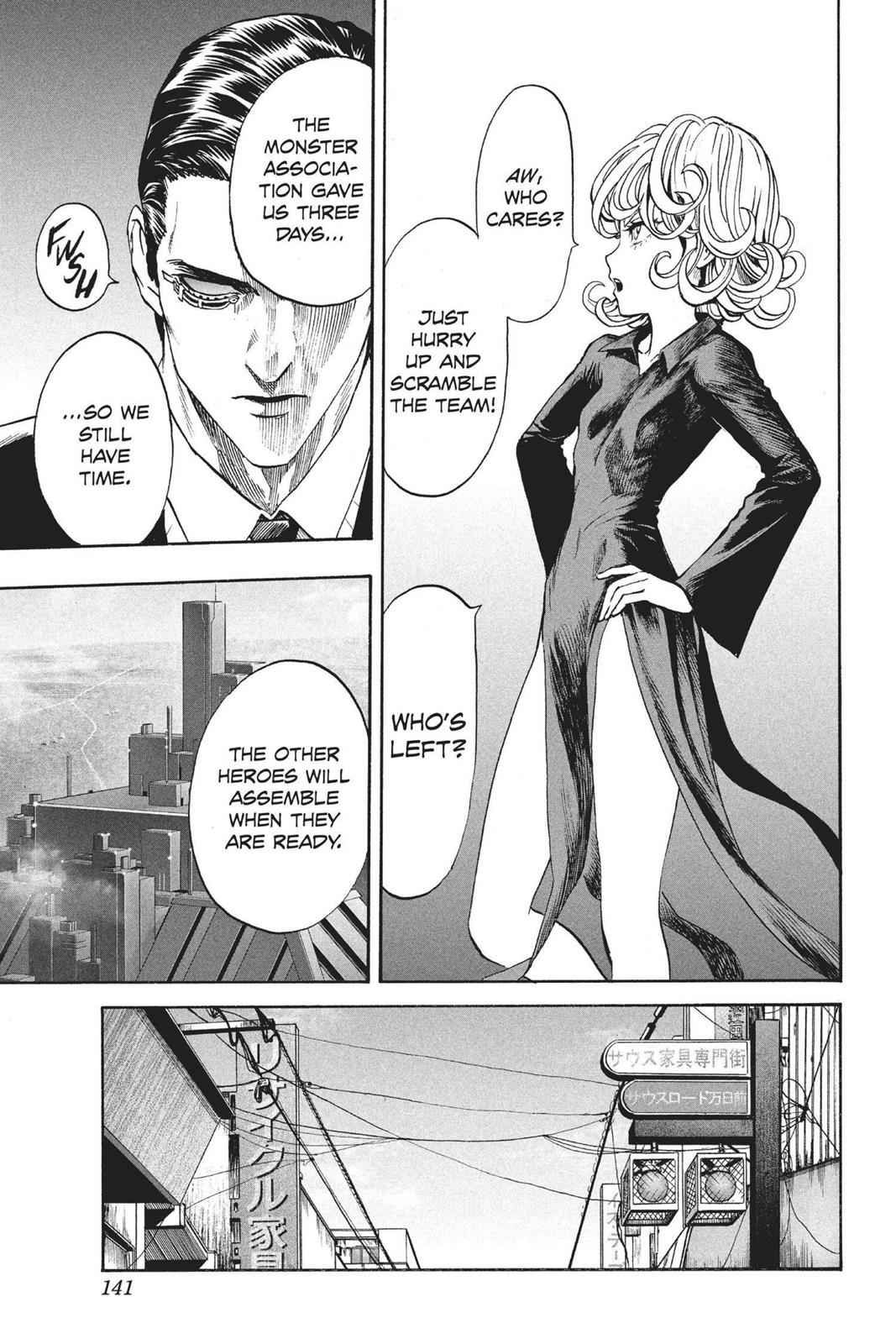 One-Punch Man Chapter 86 Page 13