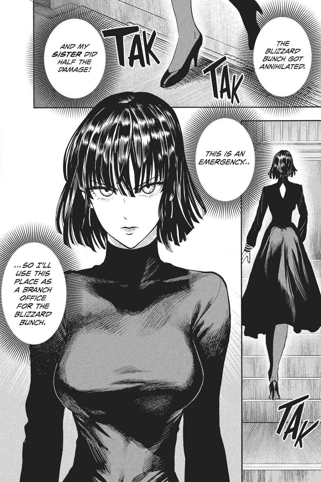 One-Punch Man Chapter 86 Page 28