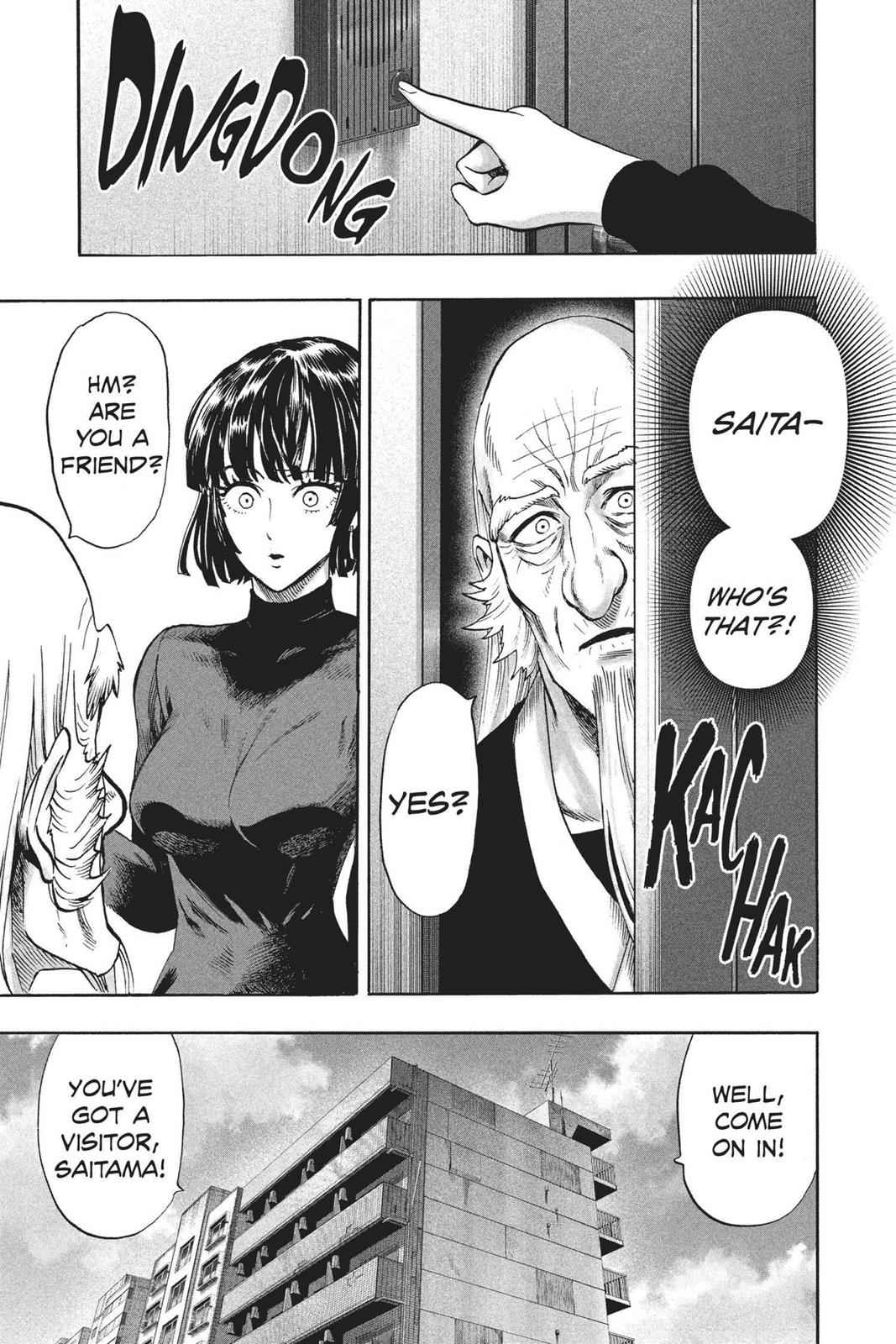 One-Punch Man Chapter 86 Page 29