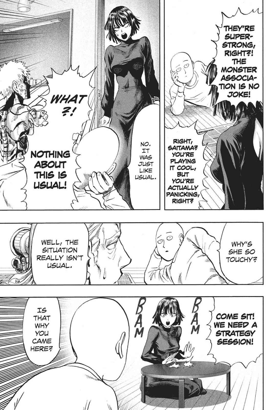 One-Punch Man Chapter 86 Page 35