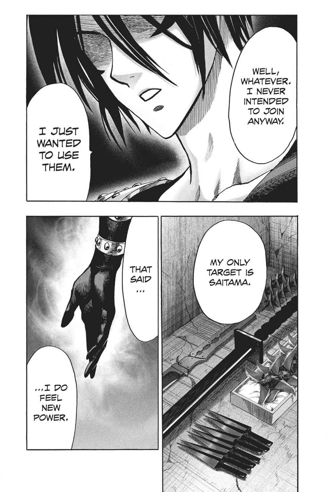 One-Punch Man Chapter 87 Page 33