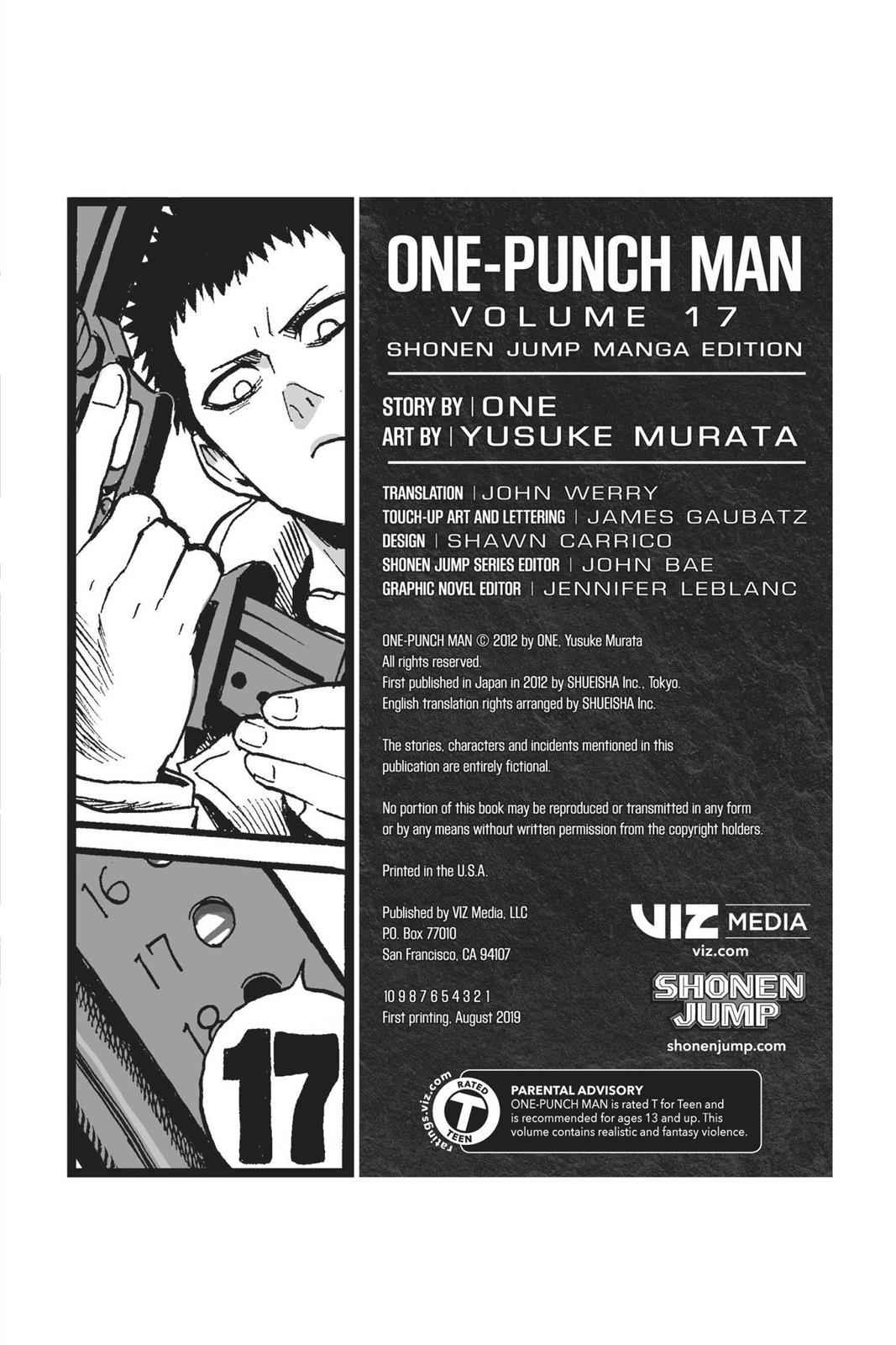 One-Punch Man Chapter 87 Page 38