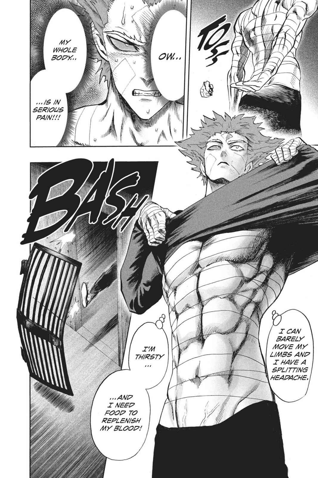 One-Punch Man Chapter 87 Page 4