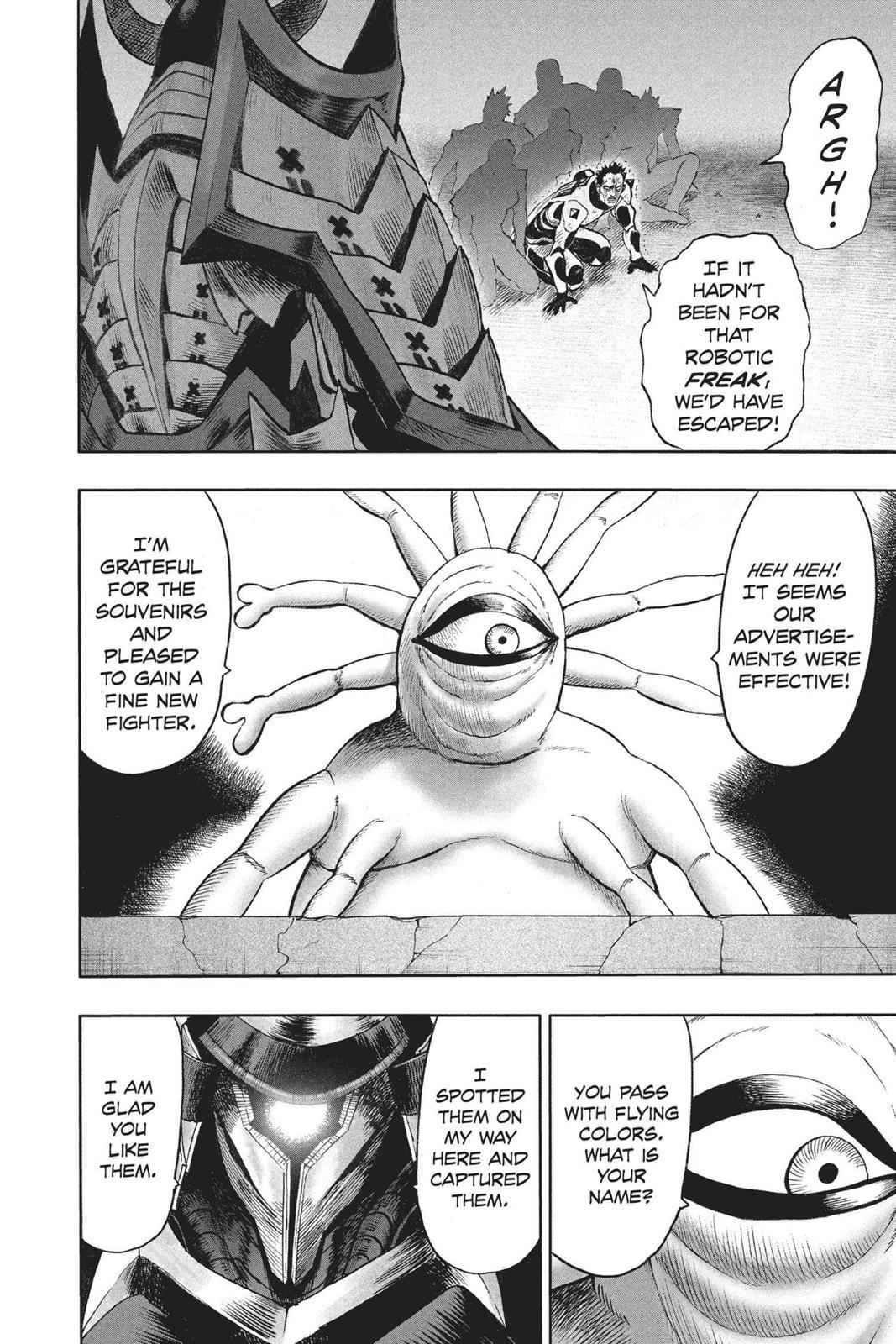 One-Punch Man Chapter 87 Page 8