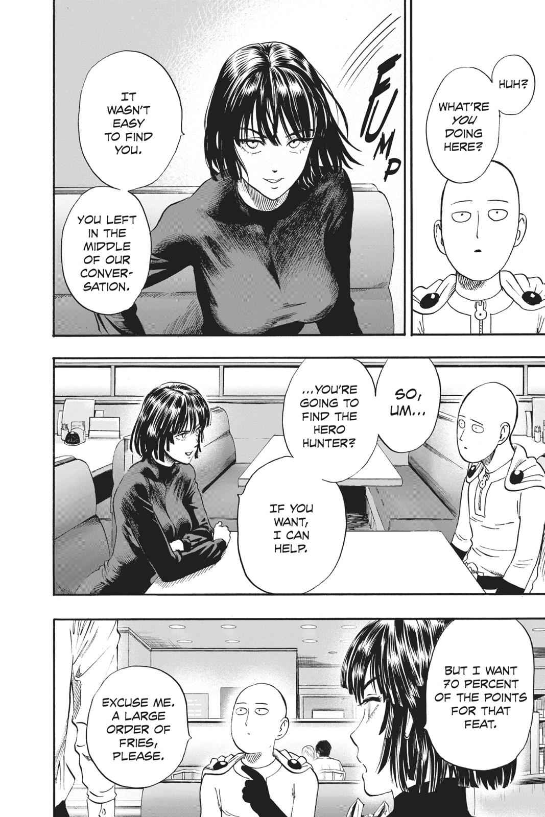 One-Punch Man Chapter 88 Page 22