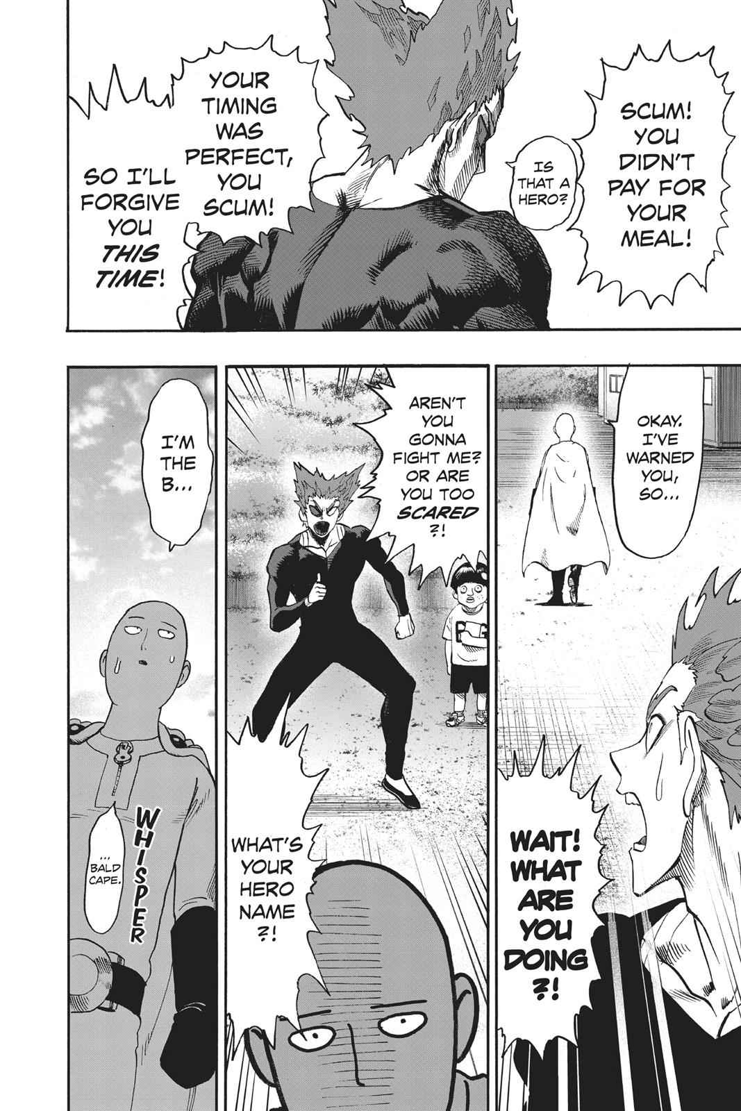 One-Punch Man Chapter 88 Page 36