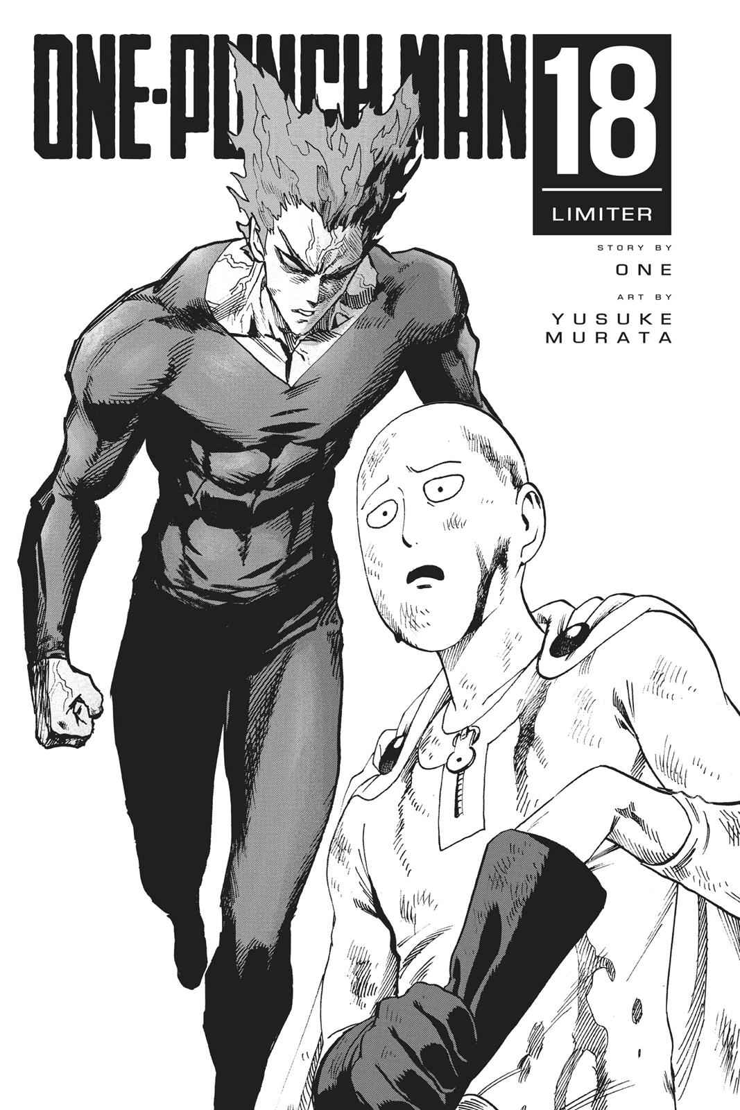 One-Punch Man Chapter 88 Page 4