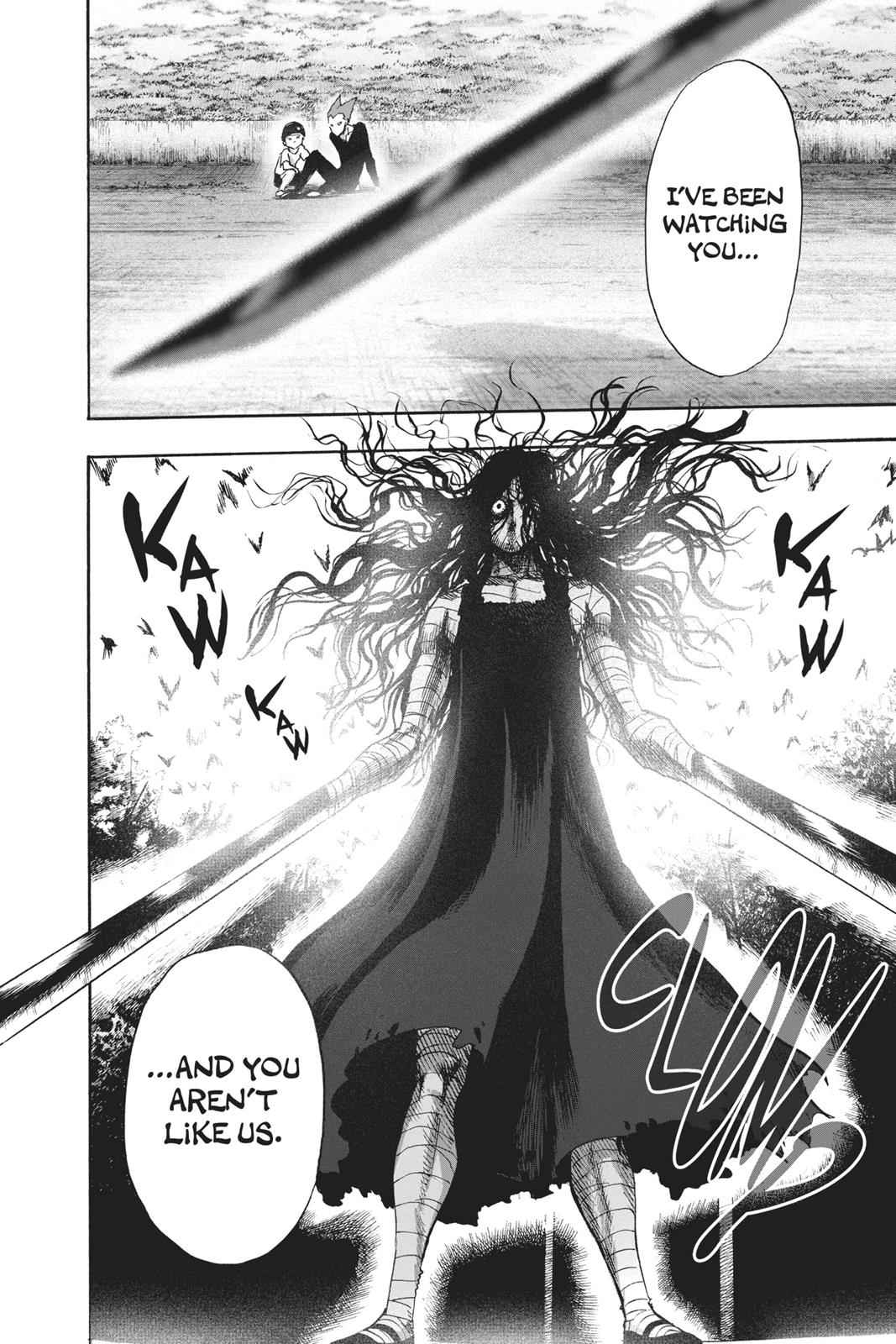 One-Punch Man Chapter 88 Page 44