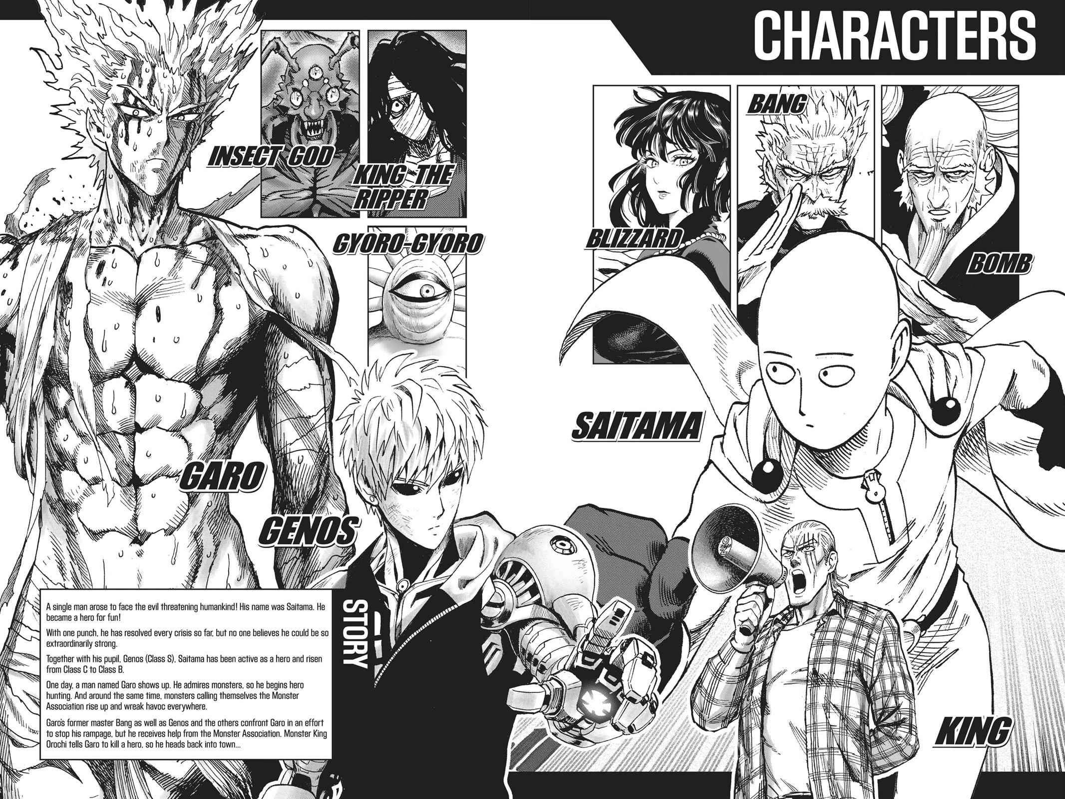 One-Punch Man Chapter 88 Page 5