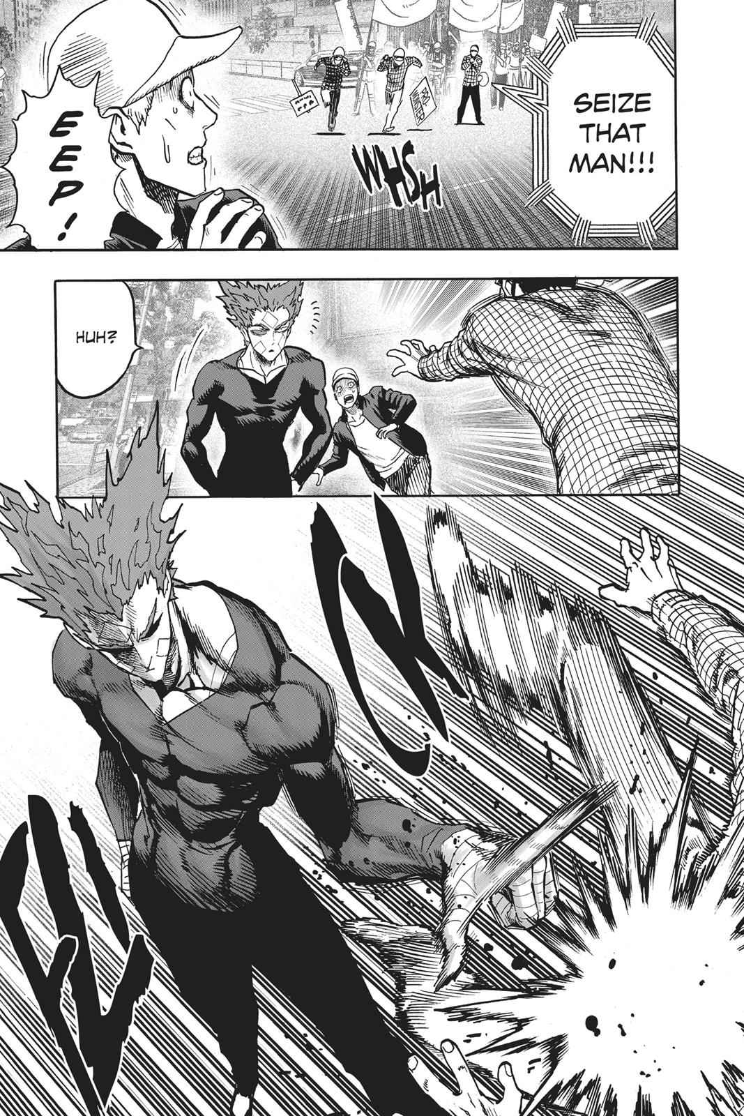 One-Punch Man Chapter 88 Page 9