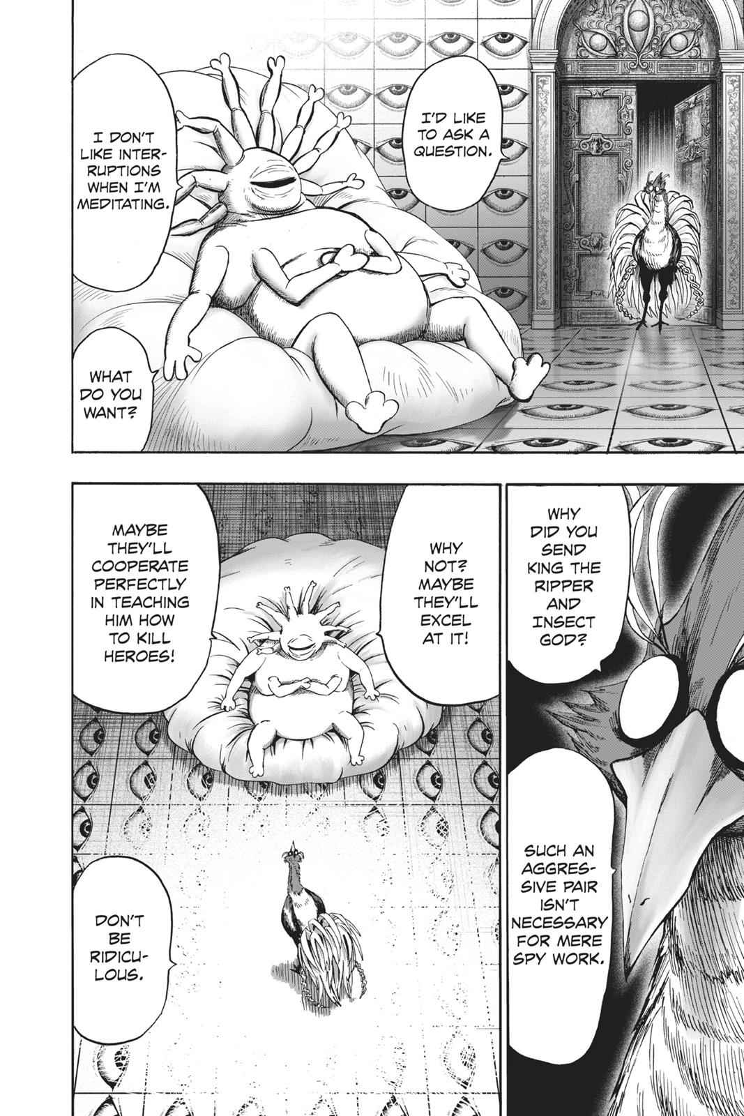 One-Punch Man Chapter 89 Page 20