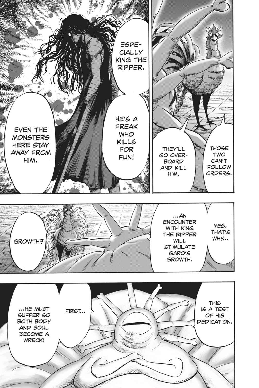 One-Punch Man Chapter 89 Page 21