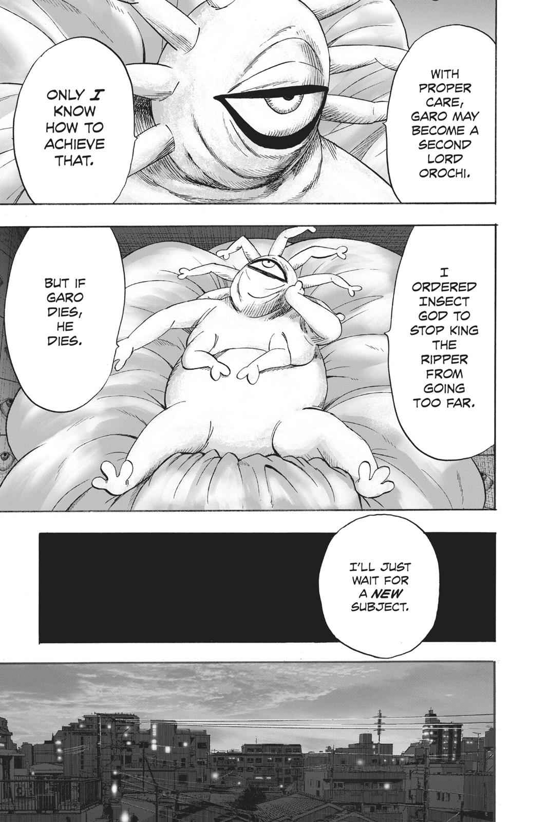 One-Punch Man Chapter 89 Page 25