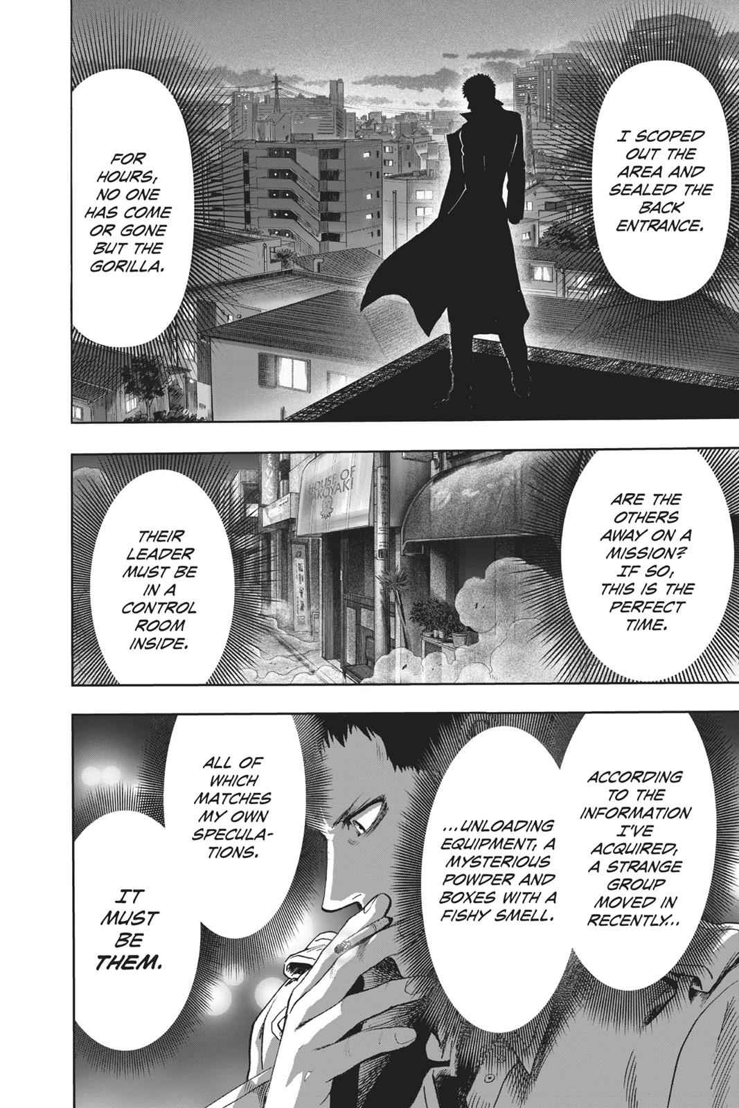 One-Punch Man Chapter 89 Page 26