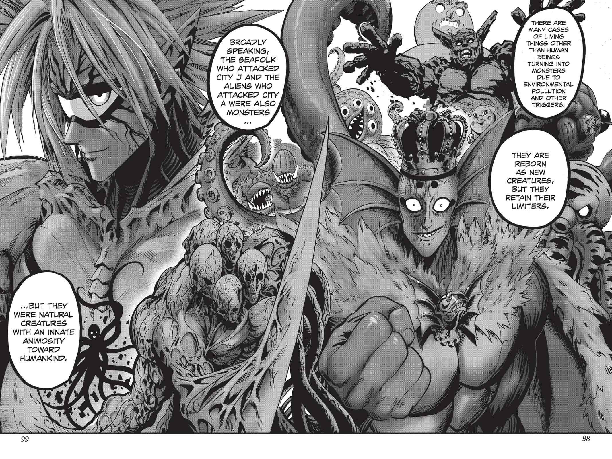 One-Punch Man Chapter 89 Page 45