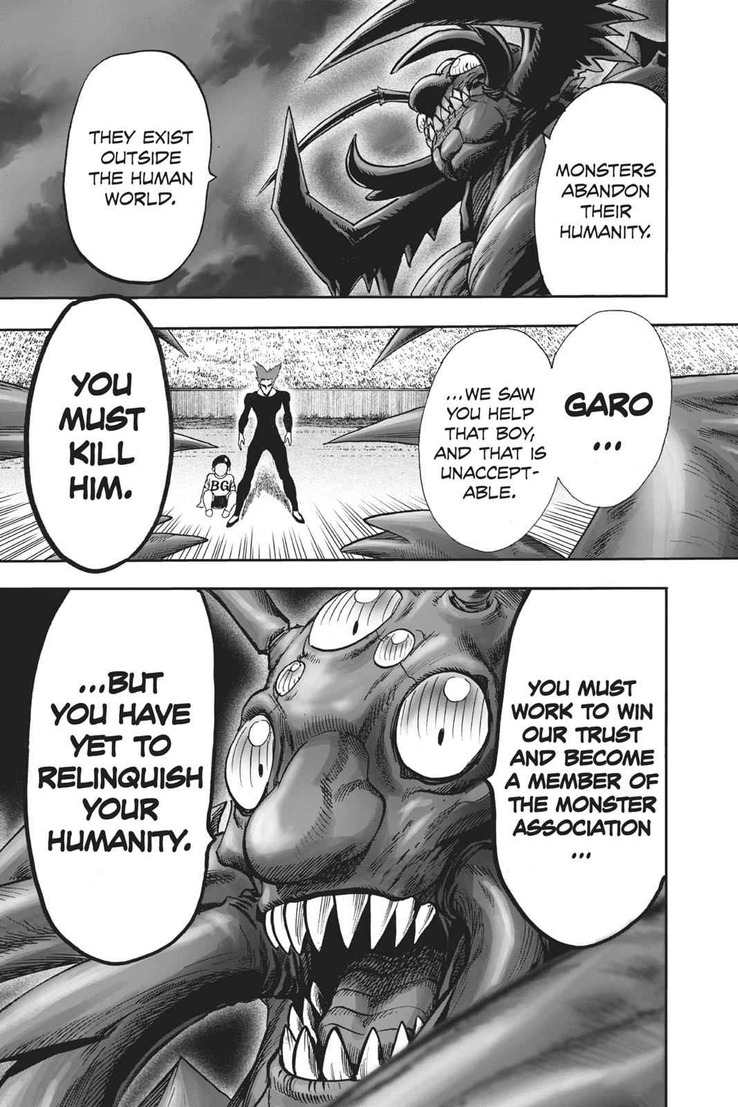 One-Punch Man Chapter 89 Page 5
