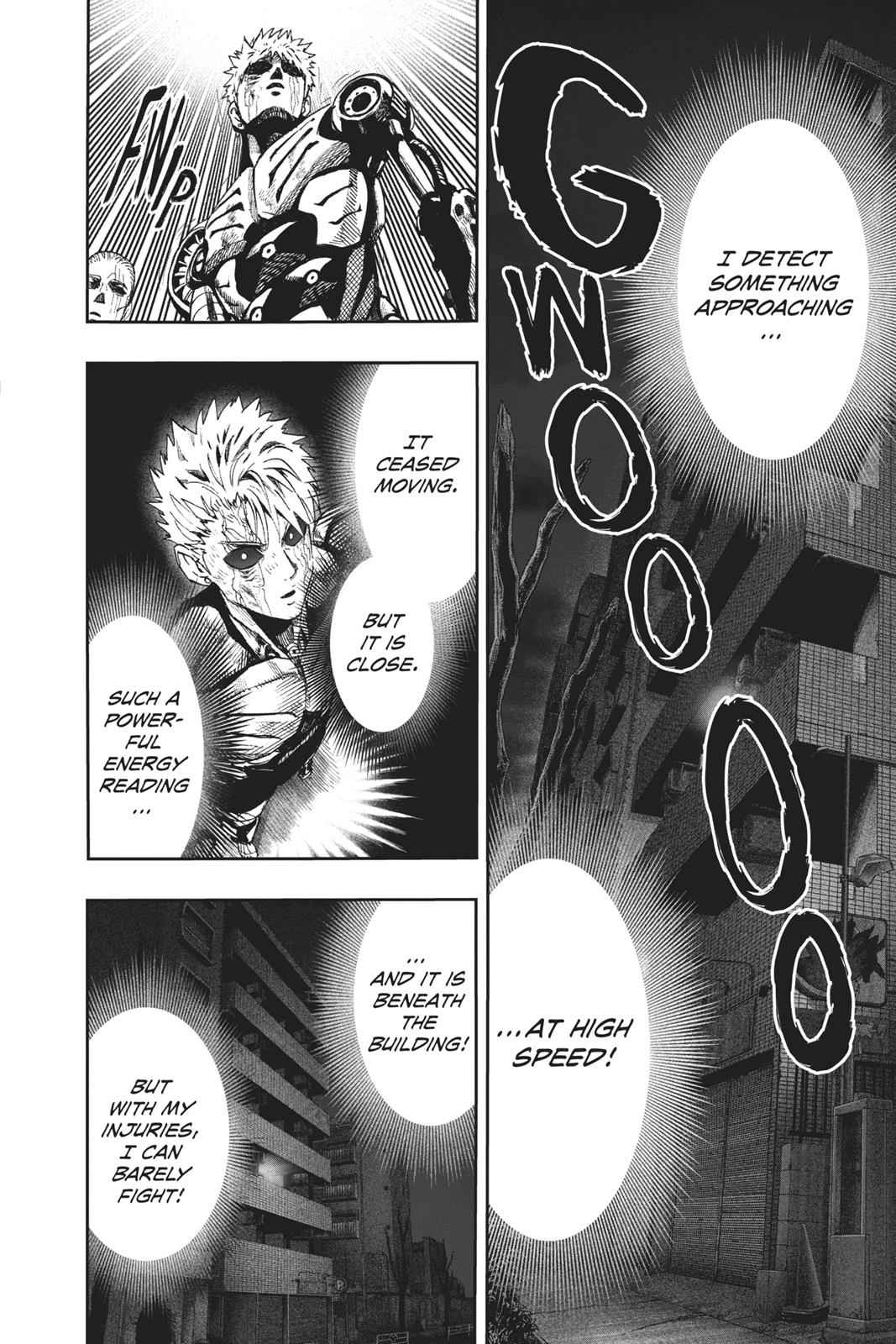 One-Punch Man Chapter 90 Page 14