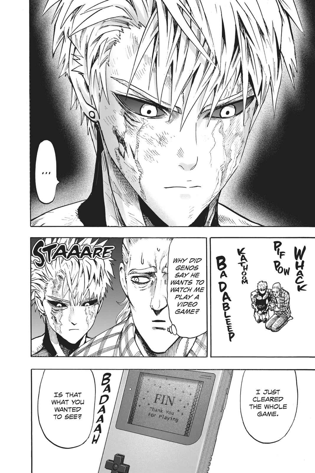 One-Punch Man Chapter 90 Page 2