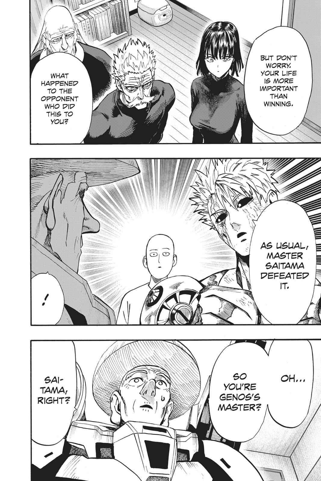 One-Punch Man Chapter 90 Page 20