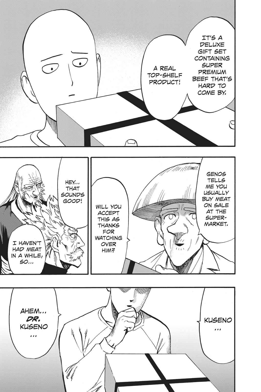 One-Punch Man Chapter 90 Page 23