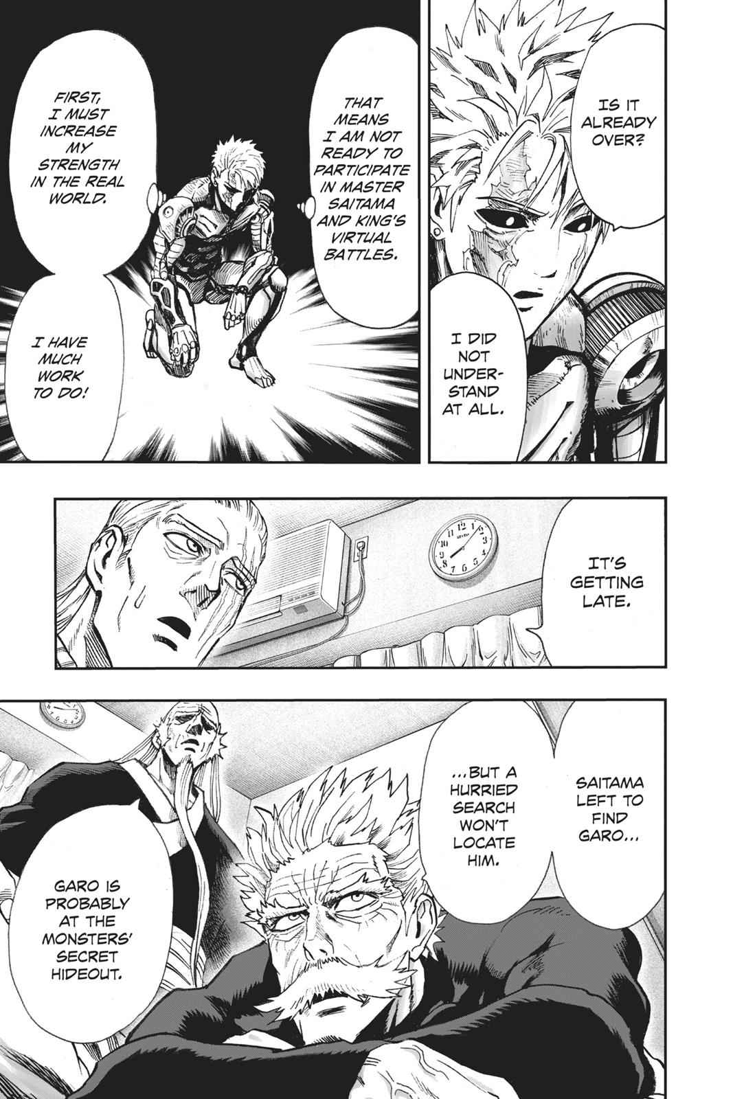 One-Punch Man Chapter 90 Page 3
