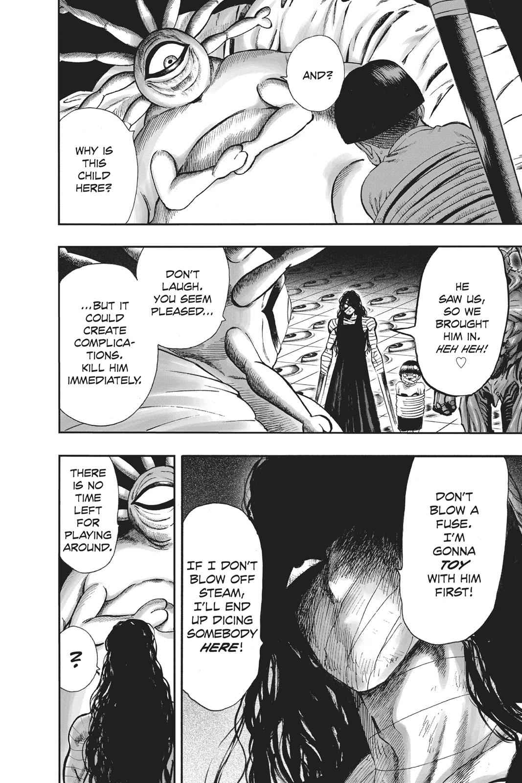 One-Punch Man Chapter 90 Page 30