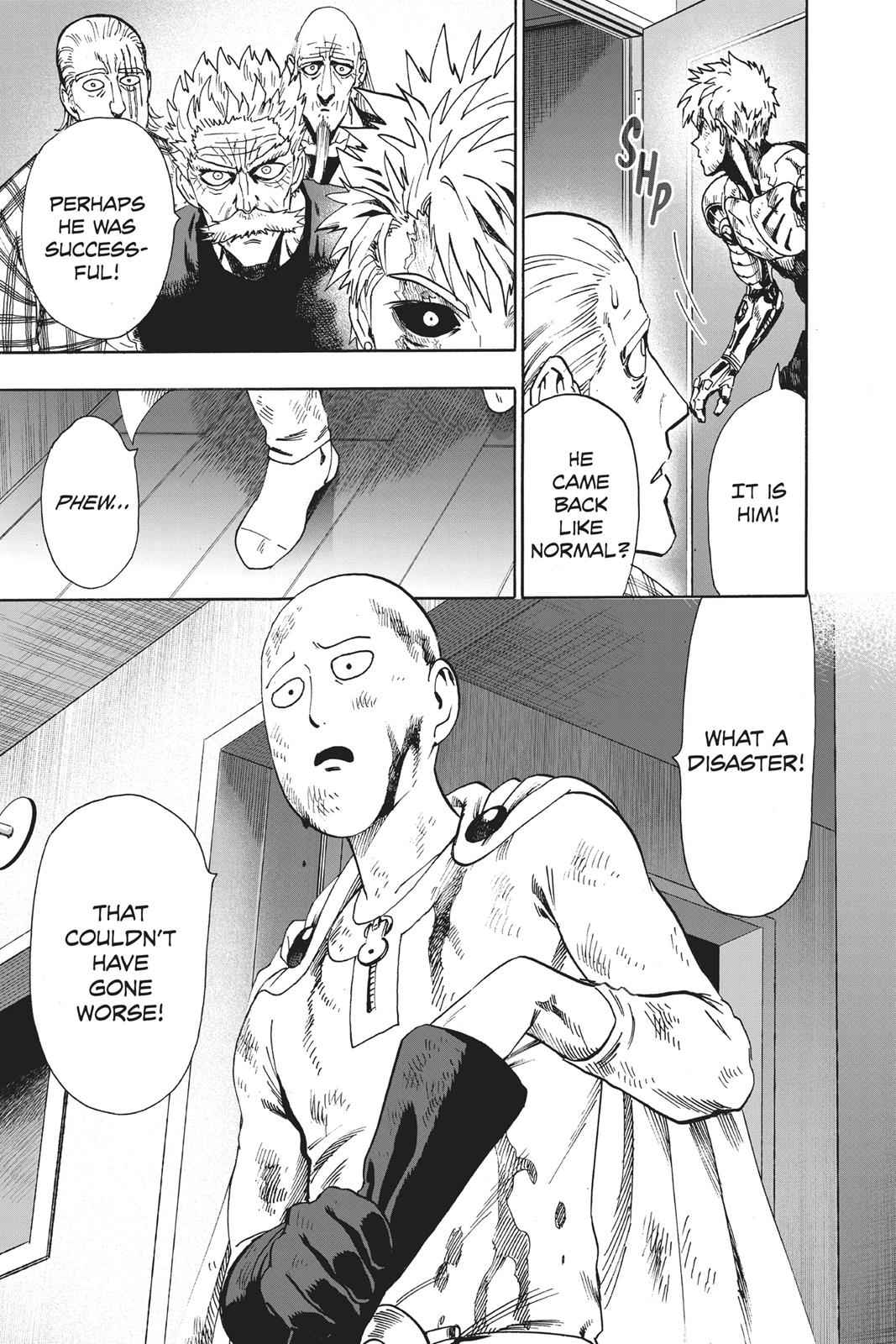 One-Punch Man Chapter 90 Page 5
