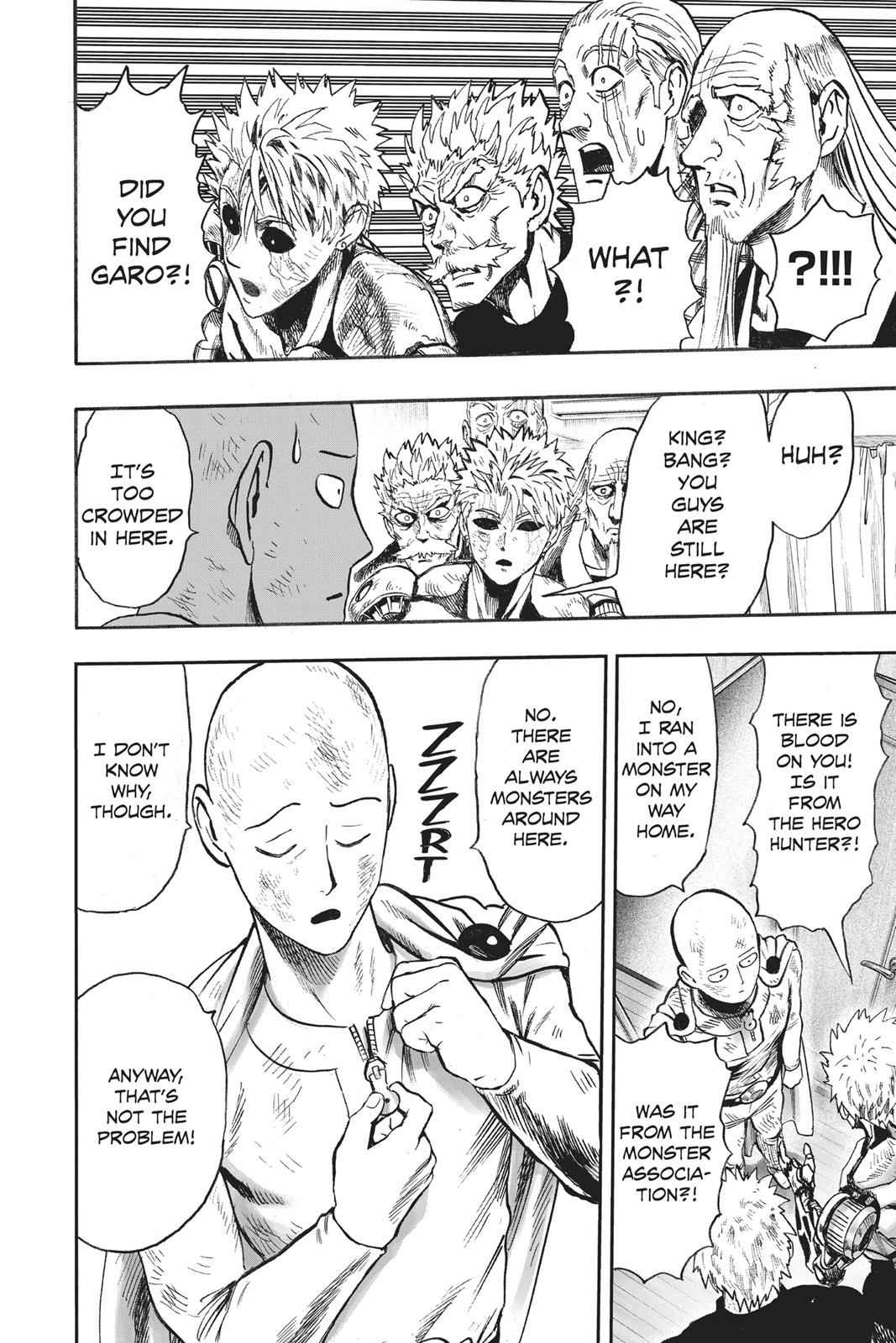One-Punch Man Chapter 90 Page 6