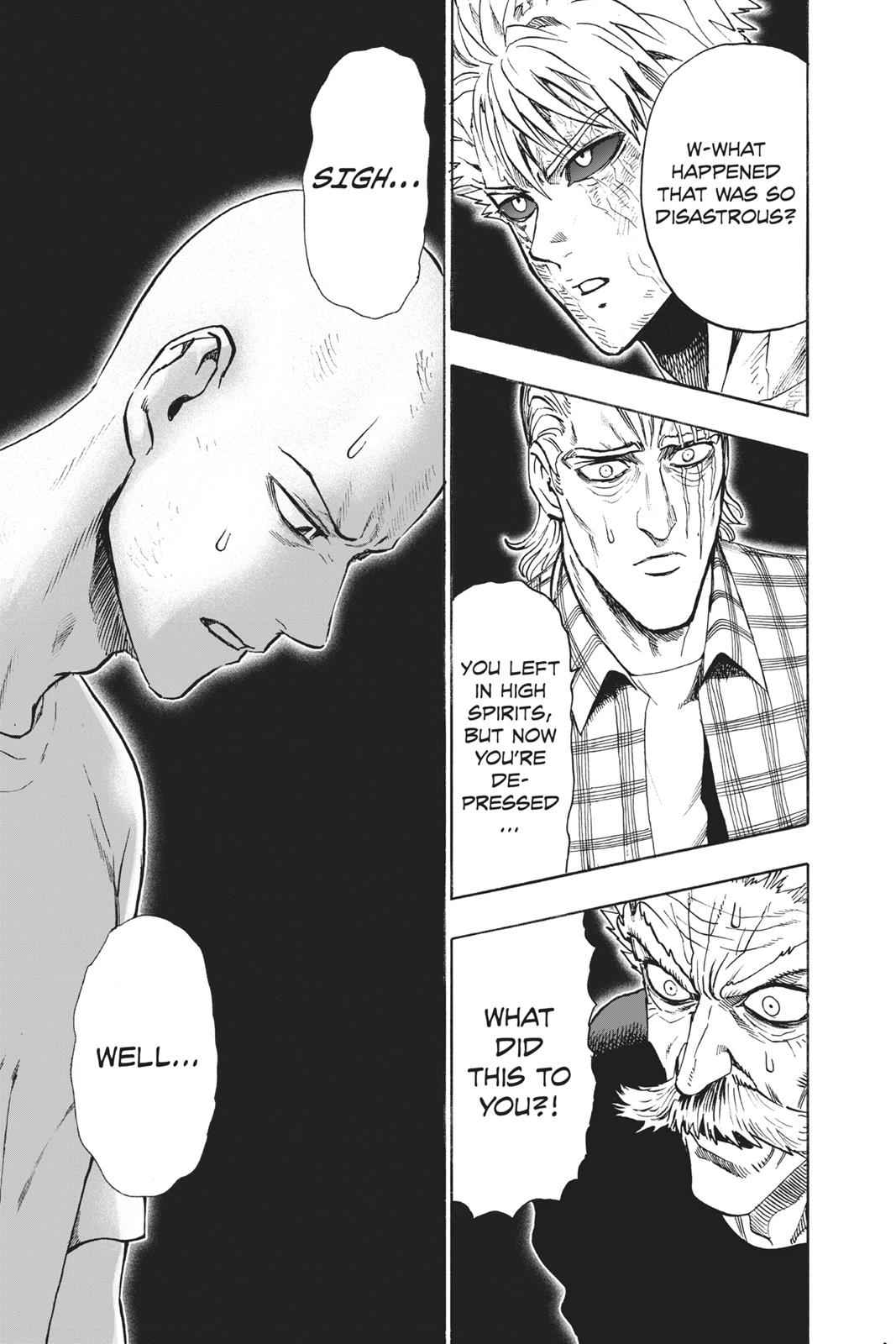 One-Punch Man Chapter 90 Page 7