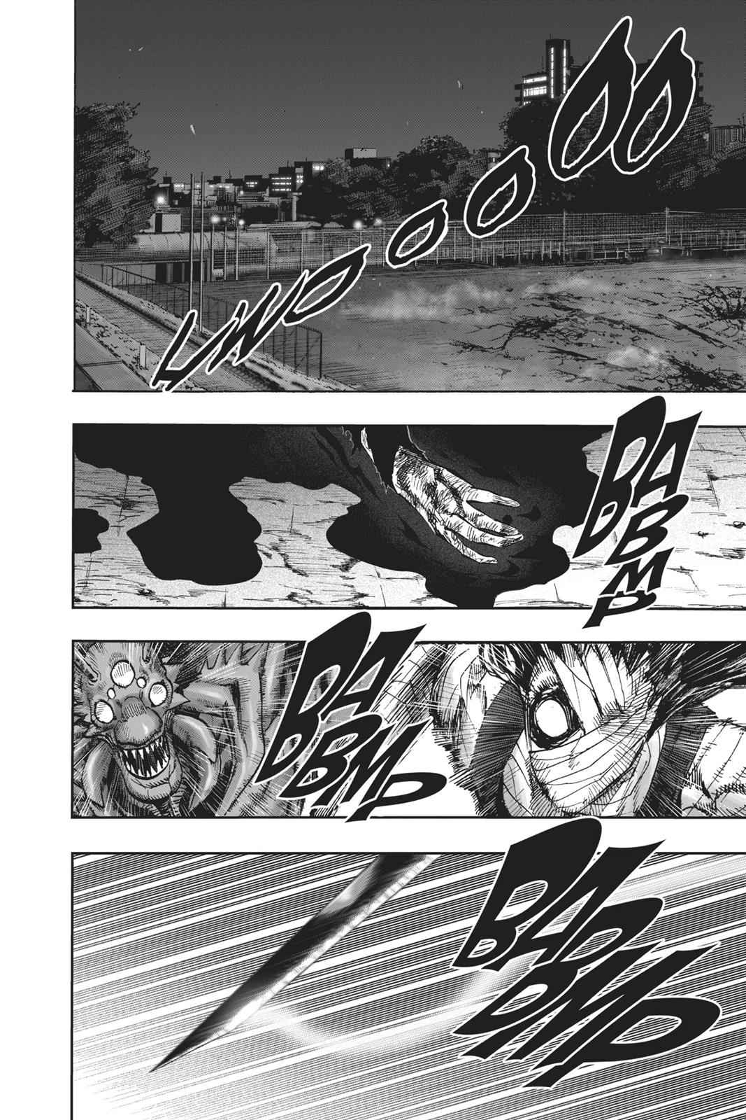 One-Punch Man Chapter 90 Page 70