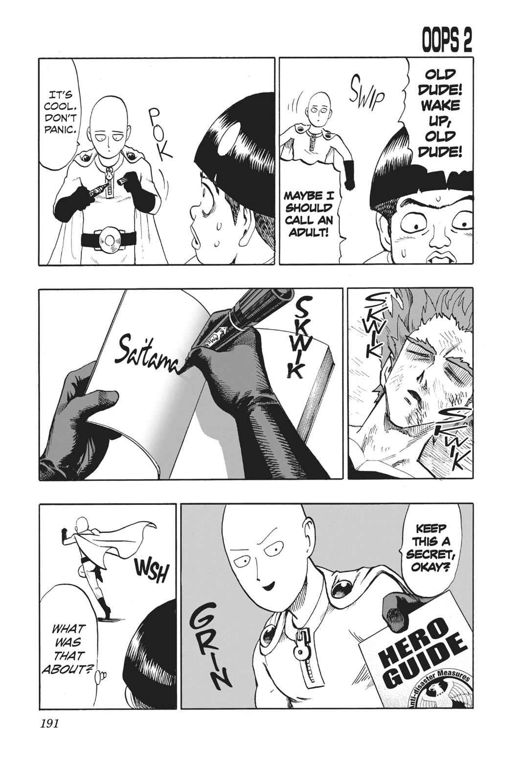 One-Punch Man Chapter 90 Page 77